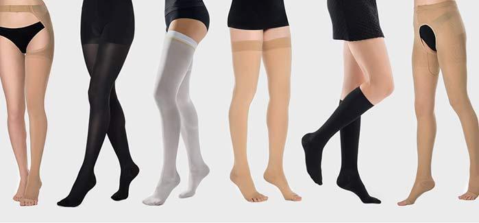 come acquistare cercare grande vendita Le calze ed i tutori elastici: il benessere per le tue gambe